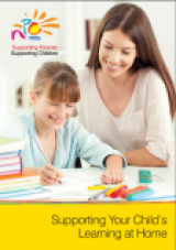 Supporting your Child's Learning at Home