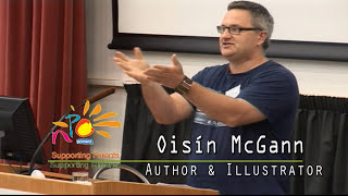 Oisin McGann - Making Stuff Up