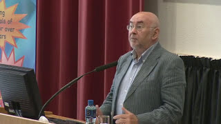 Minister for Education and Skills, Ruairi Quinn T.D.
