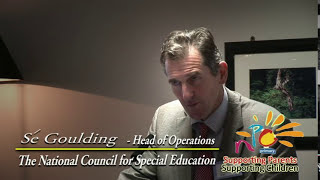 Se Goulding - The Role of the Special Needs Assistant
